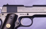 COLT, MKIV Series 70 Government Model, EXCELLENTCONDITION - 9 of 20