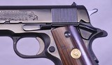 COLT, MKIV Series 70 Government Model, EXCELLENTCONDITION - 10 of 20