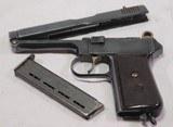 Czechoslovakia, CZ-38, .380 D. A. only Semi Auto Pistol, NAZI use, Excellent Condition - 18 of 20
