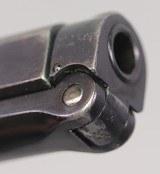 Czechoslovakia, CZ-38, .380 D. A. only Semi Auto Pistol, NAZI use, Excellent Condition - 15 of 20