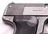 J.P. Sauer & Sohn, Model 38H, Nazi Commercial E/N, .32 ACP - 10 of 15