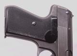 J.P. Sauer & Sohn, Model 38H, Nazi Commercial E/N, .32 ACP - 12 of 15