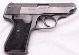 J.P. Sauer & Sohn, Model 38H, Nazi Commercial E/N, .32 ACP - 7 of 15