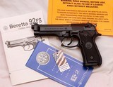 """Beretta, M9, New & Unfired, 9mm x 4.9"""" Barrel, c.2011 - 10 of 12"""