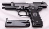 """Beretta, M9, New & Unfired, 9mm x 4.9"""" Barrel, c.2011 - 7 of 12"""