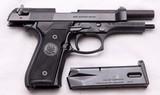 """Beretta, M9, New & Unfired, 9mm x 4.9"""" Barrel, c.2011 - 8 of 12"""
