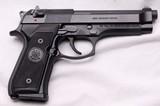 """Beretta, M9, New & Unfired, 9mm x 4.9"""" Barrel, c.2011 - 4 of 12"""