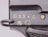 """NAMBU"" T-94, Nambu Rifle Factory, Showa 15.6 (June 1940), Exc. Condition - 17 of 18"