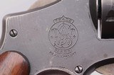 """S&W Victory Model, """"U.S. PROPERTY"""" marked, Lend Lease British Proofs, .38 S&W RARE 5in. Barrel.  - 8 of 14"""