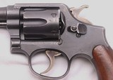"""S&W Victory Model, """"U.S. PROPERTY"""" marked, Lend Lease British Proofs, .38 S&W RARE 5in. Barrel.  - 3 of 14"""