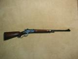 PRE-WORLD WAR II MODEL 71 DELUXE .348 CALIBER RIFLE, #16XXX, MADE 1940