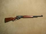 SCARCE MARLIN M-375 CHAMBERED IN .375 WCF, ONLY MADE 1980-1983