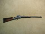 EARLY SHILOH SHARPS 1863 .54 CAL. PERCUSSION SADDLE RING CARBINE