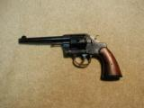 PARTICULARLY FINE CONDITION U.S. ARMY MODEL 1896 .38 COLT DOUBLE ACTION
