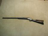 REMINGTON No. 1 ROLLING BLOCK OCTAGON SPORTING RIFLE IN .38 CENTER FIRE
