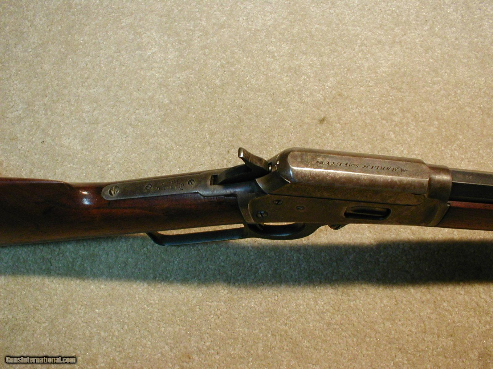 dating a marlin rifle by serial number Marlin year of manufacture maybe determined from the following list of letter/numeral prefixs to the serial number this coding only applies to serialized rifles: 1946-c 1947-d.
