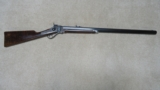 GORGEOUS SHILOH SHARPS, 14 1/2 LB. BULL BARREL SPORTER IN .50-90