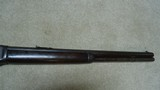 "INTERESTING AND UNUSUAL 1873 .44-40 CALIBER 20"" OCTAGON BARREL FACTORY SHORT RIFLE WITH HISTORY - 8 of 18"