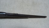 "INTERESTING AND UNUSUAL 1873 .44-40 CALIBER 20"" OCTAGON BARREL FACTORY SHORT RIFLE WITH HISTORY - 16 of 18"