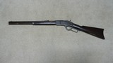"INTERESTING AND UNUSUAL 1873 .44-40 CALIBER 20"" OCTAGON BARREL FACTORY SHORT RIFLE WITH HISTORY - 2 of 18"