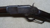 "INTERESTING AND UNUSUAL 1873 .44-40 CALIBER 20"" OCTAGON BARREL FACTORY SHORT RIFLE WITH HISTORY - 4 of 18"