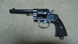 """HIGH CONDITION EARLY NEW SERVICE .45 COLT, 5 ½"""" BARREL, #14XXX, MADE 1905."""