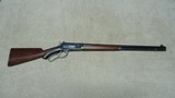 HIGH CONDITION 1886 PISTOL GRIP, CHECKERED, TAKEDOWN AND RARE FULL MAGAZINE.33 WCF, #144XXX, MADE 1907