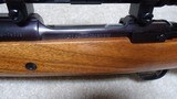 LIMITED PRODUCTION MODEL 77 AFRICAN EXPRESS RIFLE, IN .375 H&H MAGNUM, MADE 1994 - 19 of 23