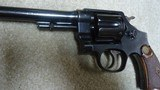 UNALTERED, HIGH CONDITION .455 MARK II, HAND EJECTOR 2ND MODEL REVOLVER, #61XXX, MADE 1915-1917 - 12 of 18