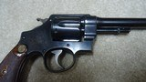 UNALTERED, HIGH CONDITION .455 MARK II, HAND EJECTOR 2ND MODEL REVOLVER, #61XXX, MADE 1915-1917 - 15 of 18