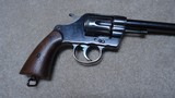 HIGH CONDITION MODEL 1903 U.S. ARMY .38 COLT CALIBER DOUBLE ACTION REVOLVER, #202XXX, MADE 1903 - 14 of 16