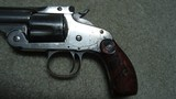 VERY RARE S&W REVOLVER, MODEL OF 1891 (.38 SINGLE ACTION 3RD MODEL), #5XXX, MADE 1891-1911 - 10 of 15