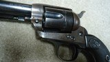 """VERY FINE CONDITION COLT SINGLE ACTION ARMY, .38-40, 5 1/2"""" BARREL, #308XXX, MADE 1909 - 11 of 17"""