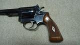 "HARD TO FIND S&W MODEL 35-1, 6"" BARREL, .22/32 KIT GUN, #104XXX, MADE 1960. - 10 of 14"