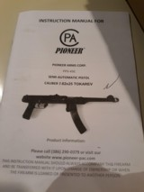 Pioneer Arms PPS43C 7.62x25 - 1 of 4
