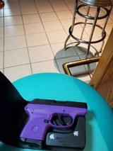 RUGER LCP 380 TALO