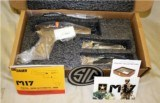 Sig Sauer M17 Commemorative P320 9mm coyote tan NEW LIMITED EDITION 1 of 5,000
