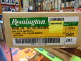 Remington Model 572 22lr Smooth Bore New In Box
