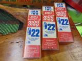CCI Mini Mag 22lr