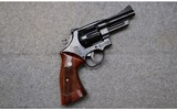 smith & wesson28 2.357 mag./.38 special