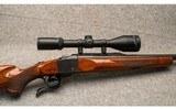 Ruger ~ No. 1 ~ .257 Weatherby Magnum - 2 of 4