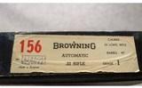Browning ~ SA 22 1965 ~ .22 LR - 8 of 9