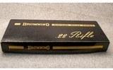 Browning ~ SA 22 1965 ~ .22 LR - 7 of 9