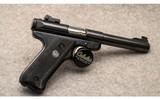Ruger ~ MK II Target ~ .22 LR