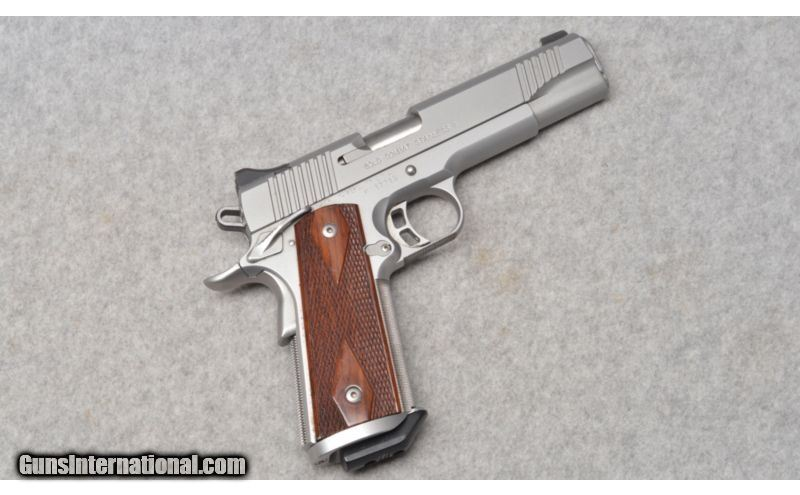Kimber ~ Gold Combat Stainless II ~  45 ACP for sale