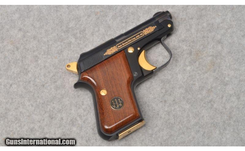 Beretta ~ 950 BS ~  25 ACP