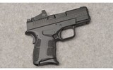 Springfield Armory ~ Model XDs-9 ~ Semi Auto Pistol ~ 9MM Luger