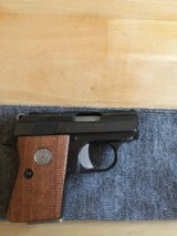 Colt Junior .25 Auto early 70s - 1 of 8