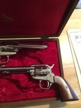 Colt Frontier Scout cased consecutive set - 2 of 9