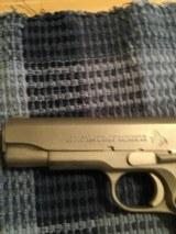 Early Colt Combat Commander 45 Satin Nickel - 6 of 12